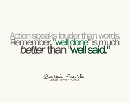 Benjamin Franklin - Quote
